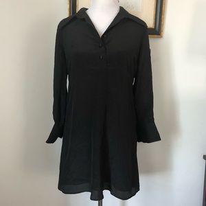 Women's shirt dress sample size